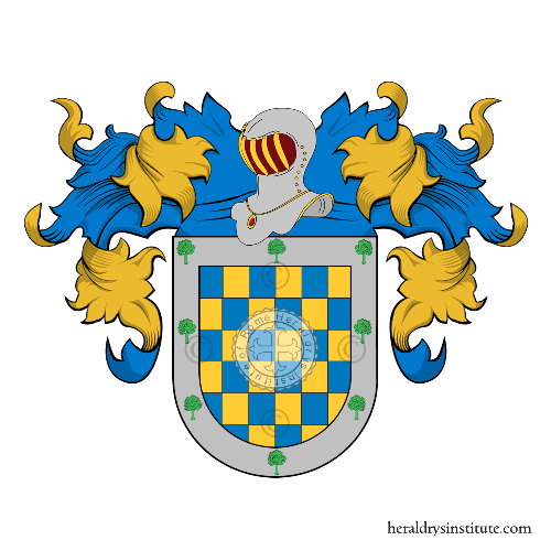 Coat of Arms of family Zubiran