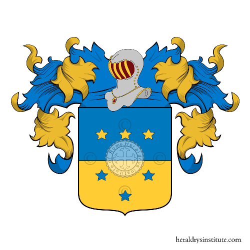 Coat of Arms of family Tanase