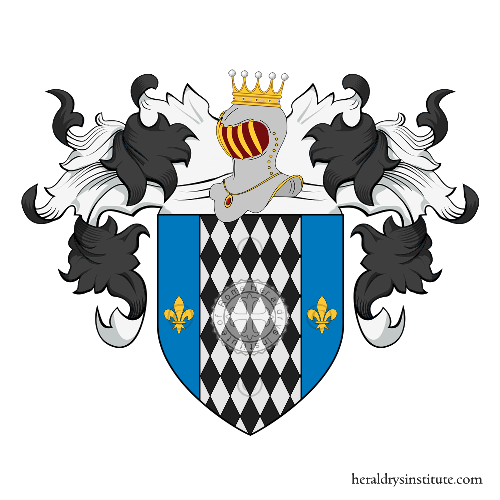 Coat of Arms of family Menia