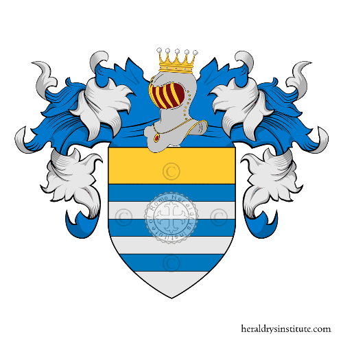 Coat of Arms of family Clapier