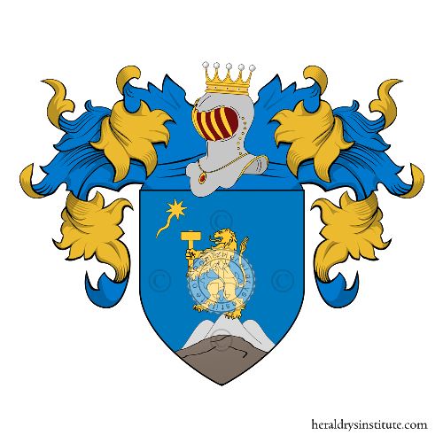 Coat of Arms of family Piromallo