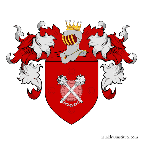 Coat of Arms of family Mutij
