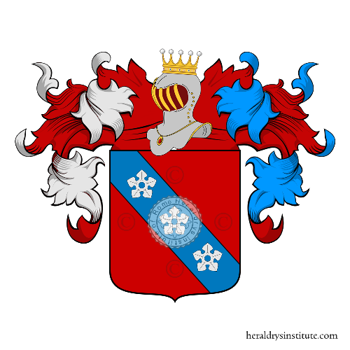 Coat of Arms of family Burone