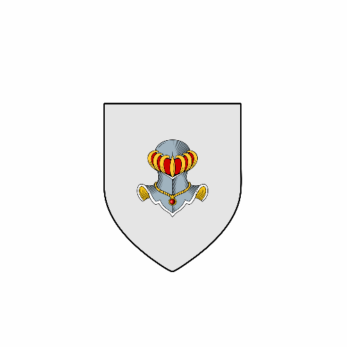 Coat of Arms of family Niscola