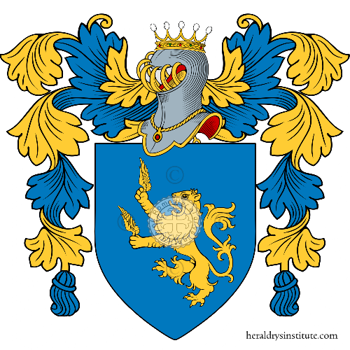 Coat of arms of family Alias