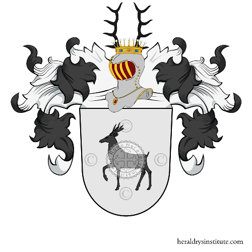 Coat of arms of family Klettemberg