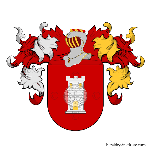 Coat of arms of family Barral