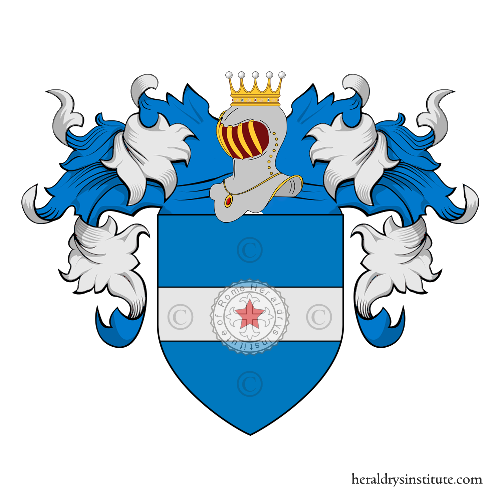Coat of Arms of family Doni Dati