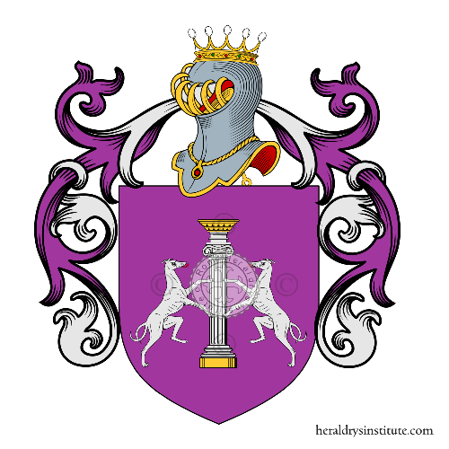 Coat of arms of family Libreris