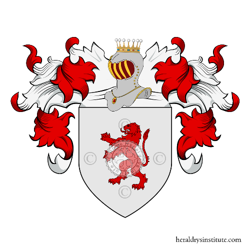 Coat of arms of family Brandis