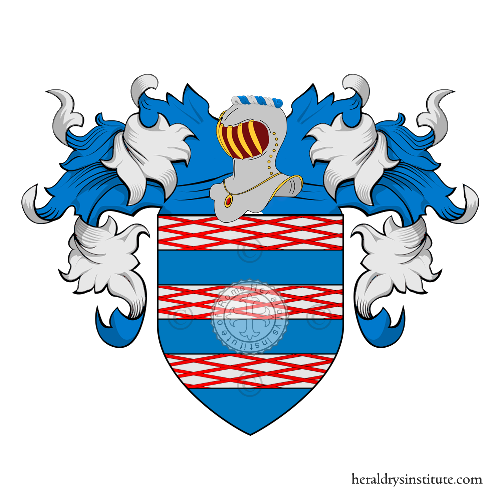 Coat of arms of family Gramai