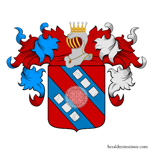 Coat of arms of family Cetera