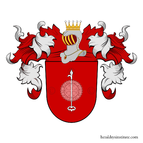 Coat of arms of family Baumgart
