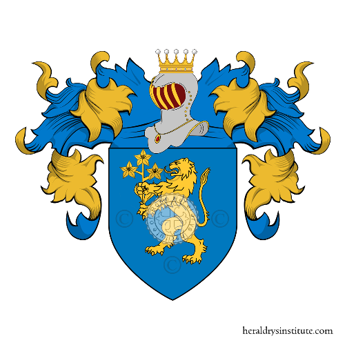 Coat of Arms of family di Maio