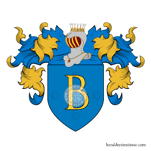 Coat of Arms of family Bellone