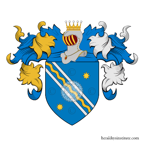 Coat of arms of family Amadori