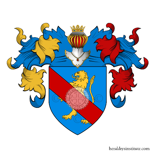 Coat of Arms of family Sanfilippo