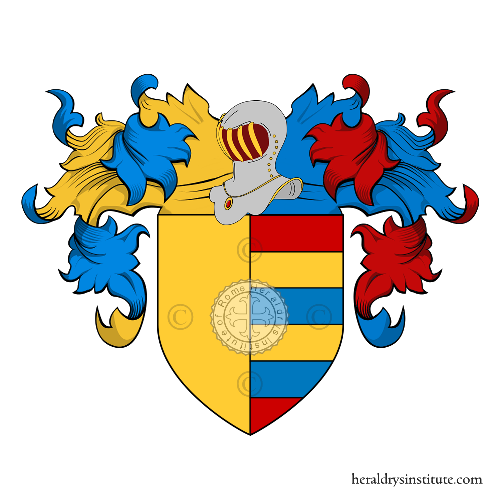 Coat of Arms of family Cremonesi o Cremonese