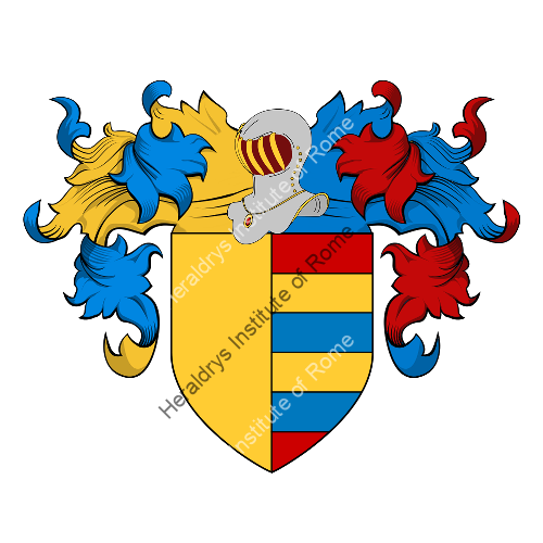 Coat of Arms of family Remonesi