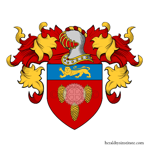 Coat of arms of family Mascarello