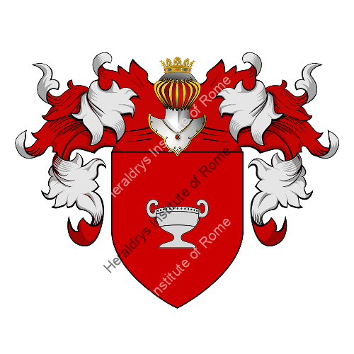 Coat of arms of family Vasaturo