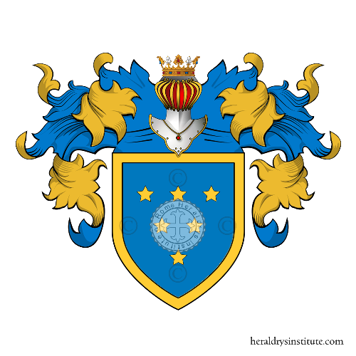 Coat of arms of family Altieri