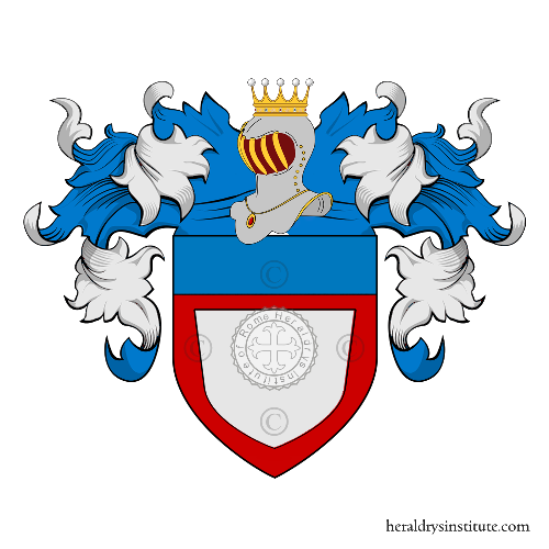 Coat of arms of family Altier