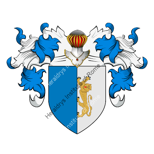Coat of Arms of family Nossa