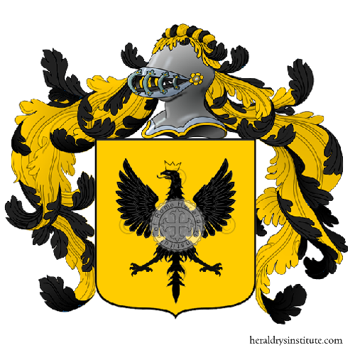 Coat of Arms of family Durlo