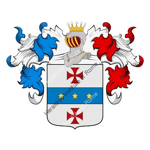 Coat of arms of family Civella