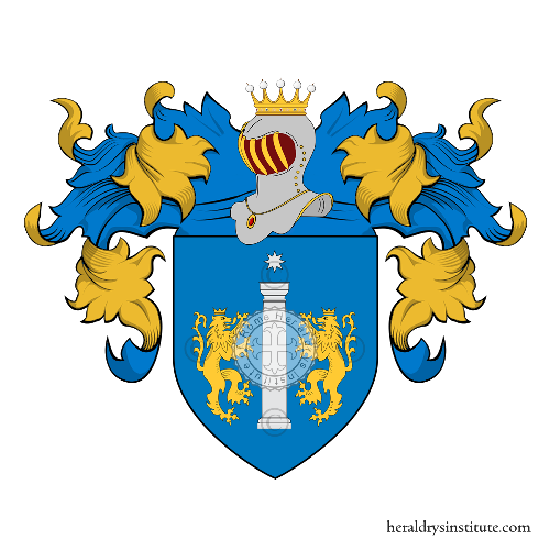 Coat of arms of family Patalano