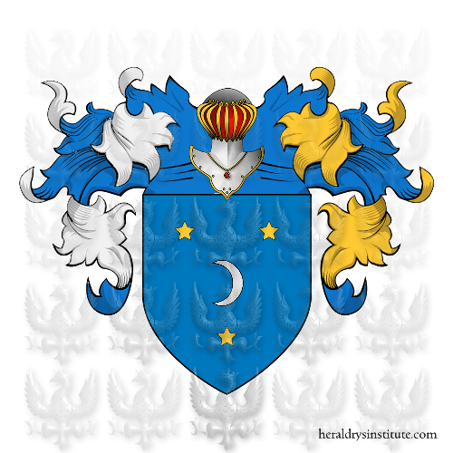 Coat of Arms of family Pomo