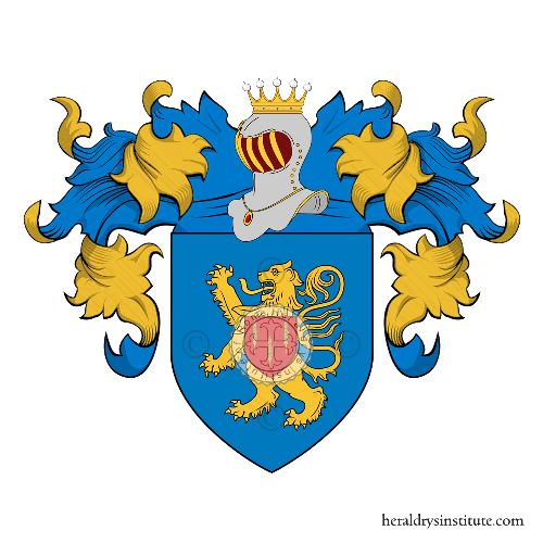 Coat of arms of family Creddis