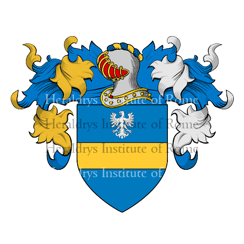 Coat of arms of family Campo Galasso