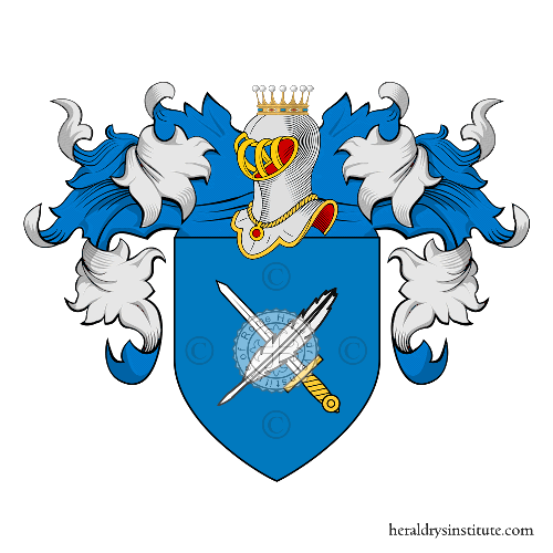 Coat of arms of family Volland