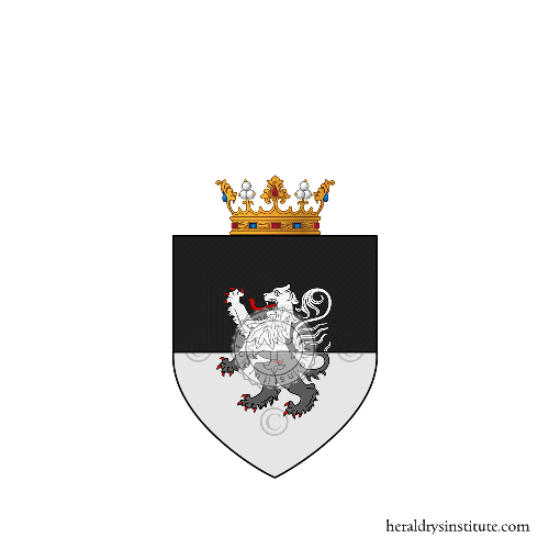 Coat of arms of family Signoris di Buronzo