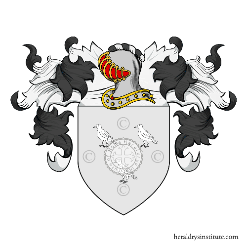 Coat of arms of family Merri