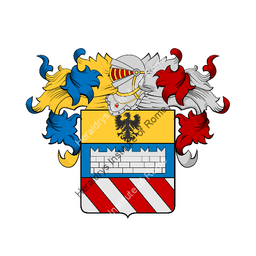 Coat of Arms of family Paulietti