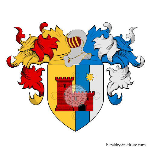 Coat of Arms of family Pasotto
