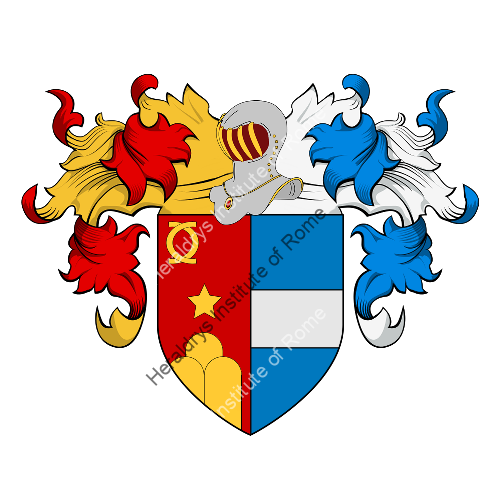 Coat of Arms of family Petriconi