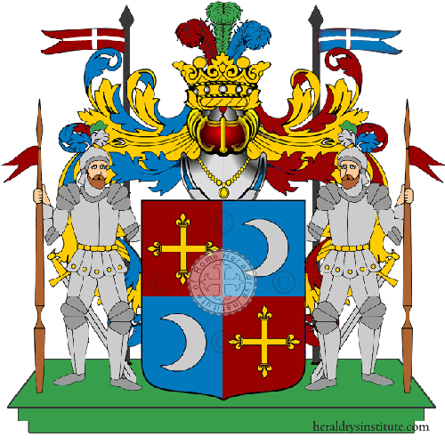 Coat of Arms of family Terma