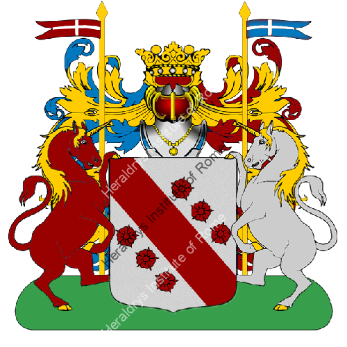 Coat of Arms of family Pezzole