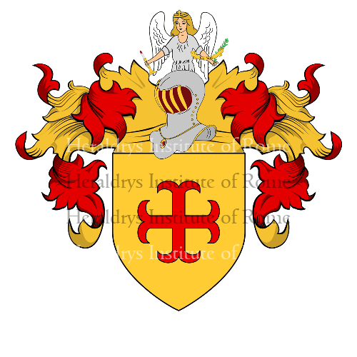 Coat of Arms of family Papinuto