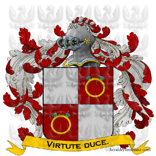 Coat of Arms of family Vangatto