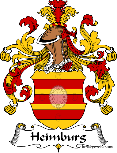 Coat of arms of family Heimburg