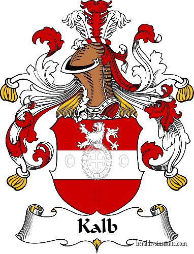 Coat of arms of family Kalb