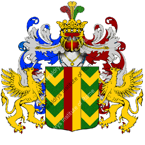 Coat of Arms of family Signorimo