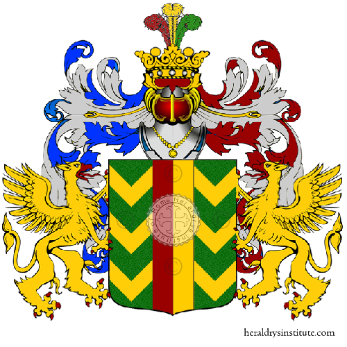 Coat of Arms of family Zoriani