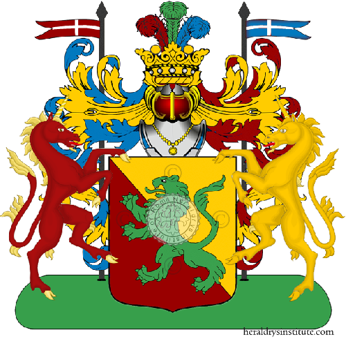 Coat of Arms of family Divio