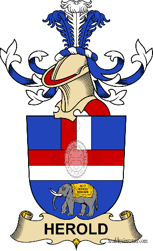 Coat of arms of family Herold ref: 32437